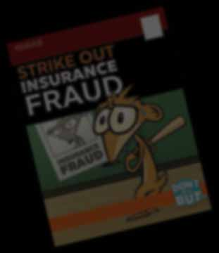 strikeout insurance fraud